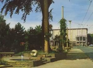 Bahnhof Rheydt Vorplatz