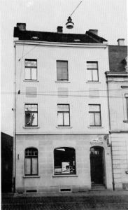 Löwen Apotheke Mülfort bis 1972