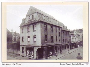 Rheydt August-Lenssen Gasstrasse 1927