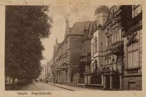 Augustastrasse 1910