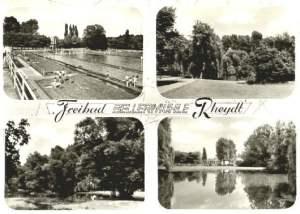 Beller Mühle 1960