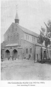 Geistenbecker Kirche