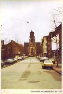 Rheydt Keplerstrasse 1970