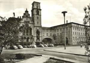 Rathaus Rheydt 1960