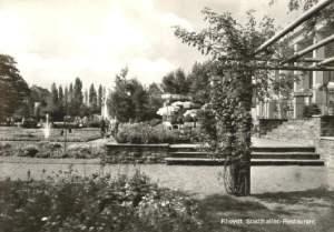 Stadthalle 1960