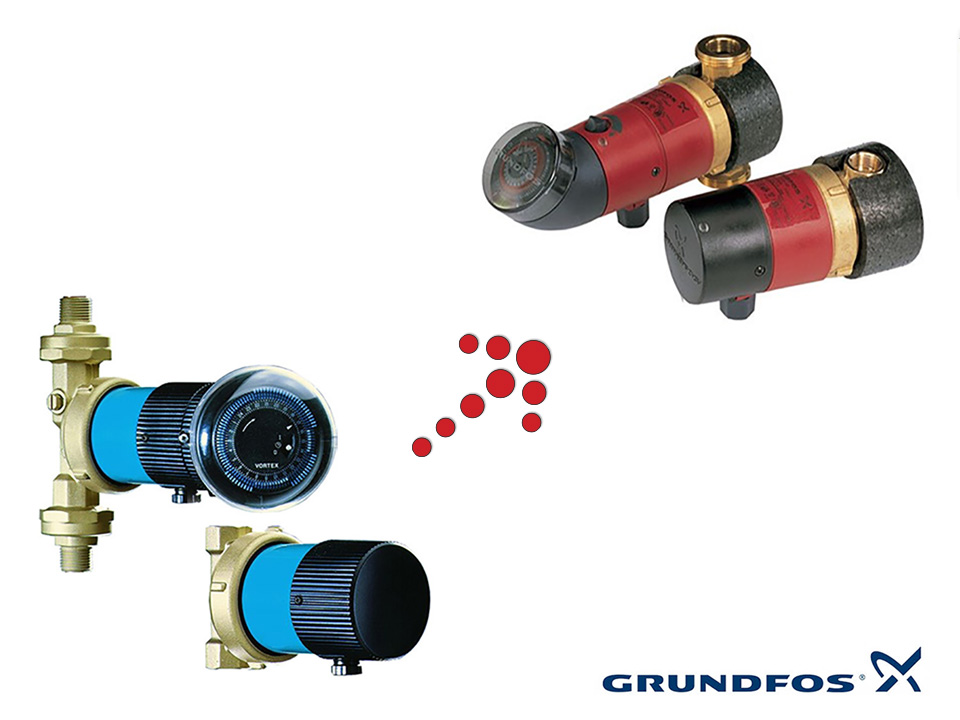 hot water recirculator grundfos cheef engineer henning kristensen