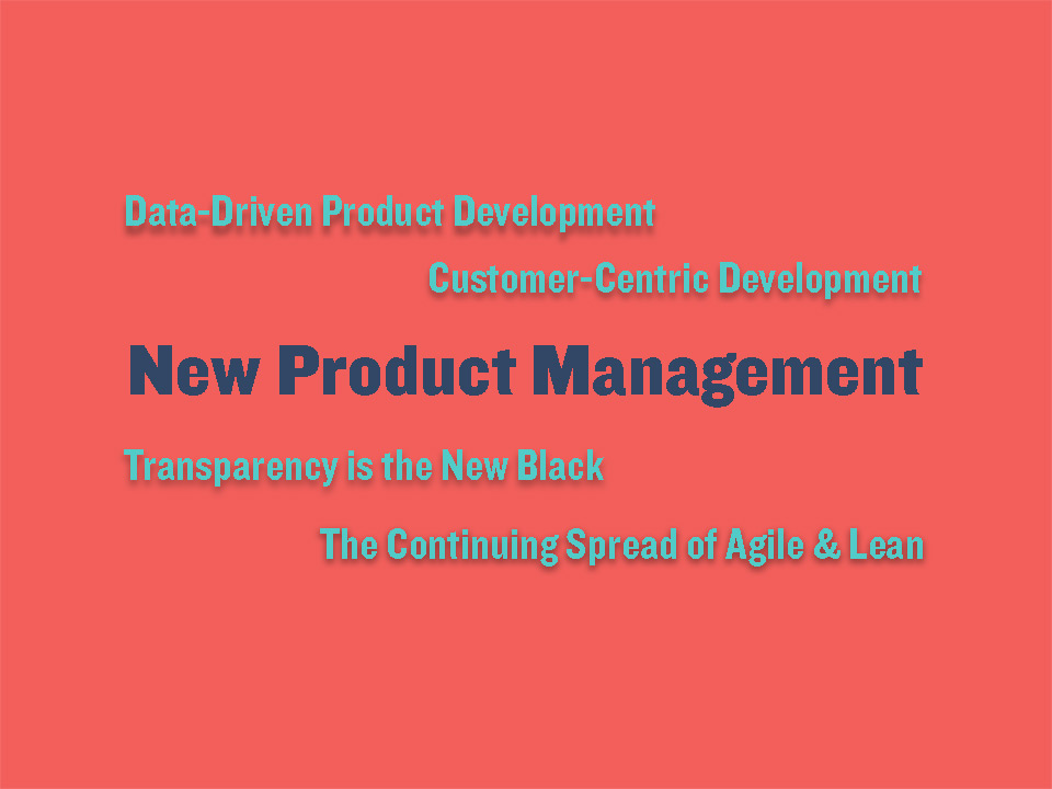 New product management by Henning Kristensen