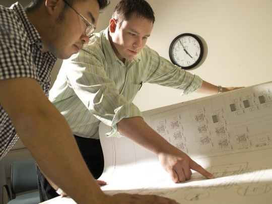 Technical Project Manager Henning Kristensen