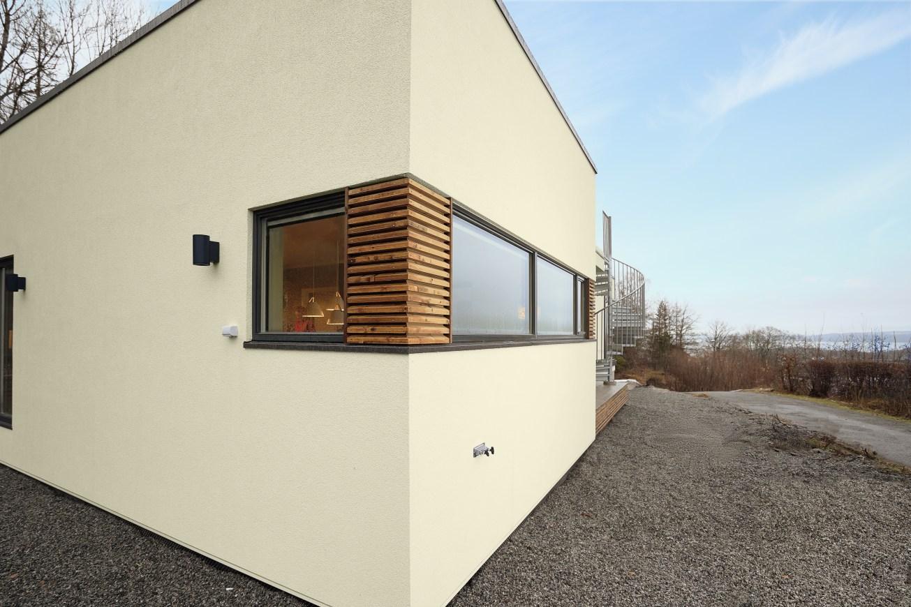 Profesjonell arkitektur og eiendomsfotografering.
