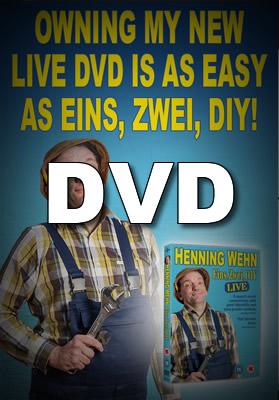 EINS ZWEI DIY DVD