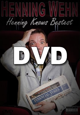 HENNING KNOWS BESTEST DVD