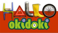 Hallo Okidoki Logo