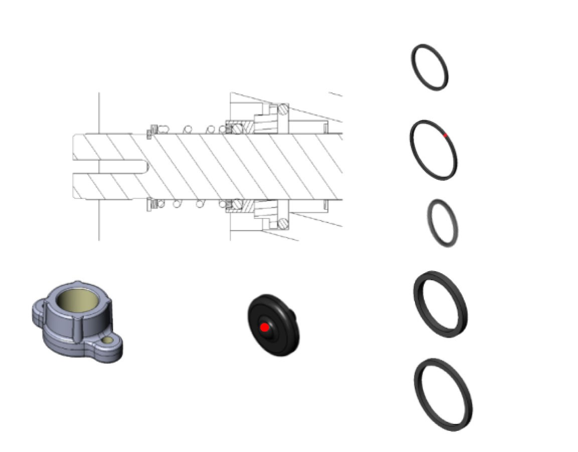 Fill Rite Kit700bd Biosel E85 Conversion Kit