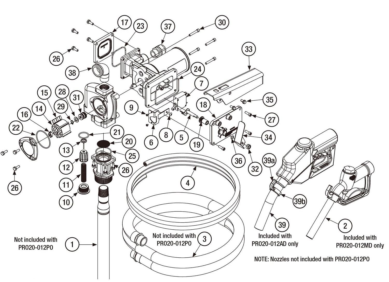 Gpi 555 Circuit Breaker Switch For 12 Vdc