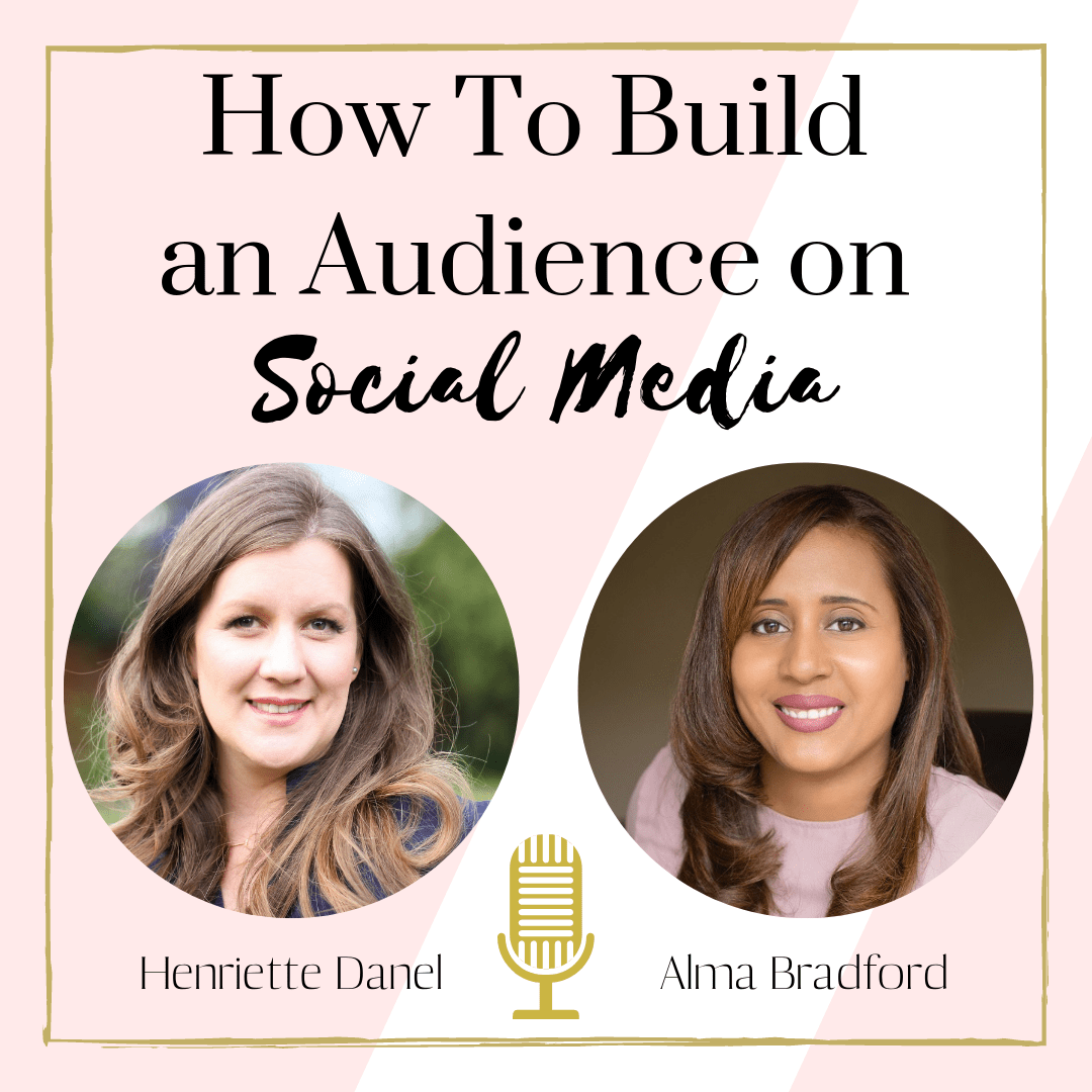 how to build an audience on social media