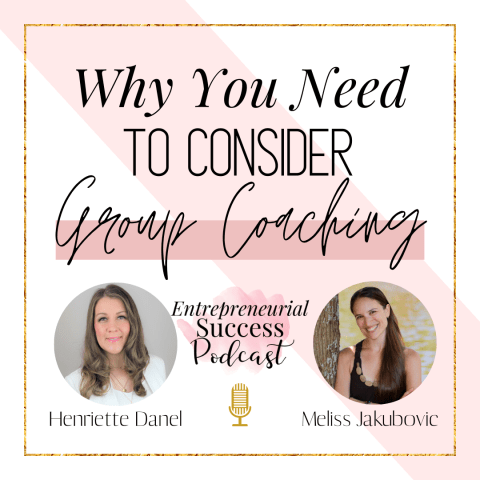 why you need to consider group coaching