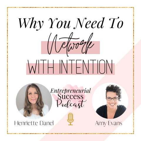 Why You Need To Network With Intention