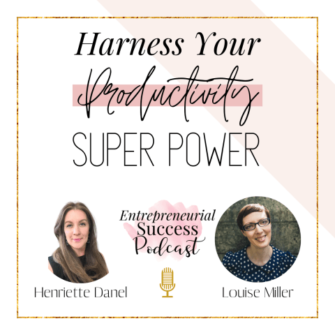harness your productivity super power