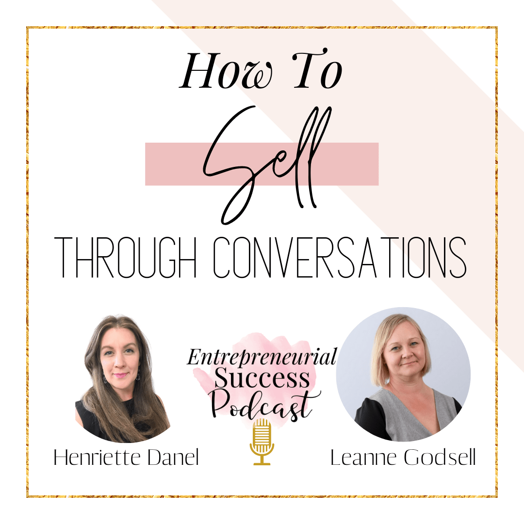 how to sell through conversations