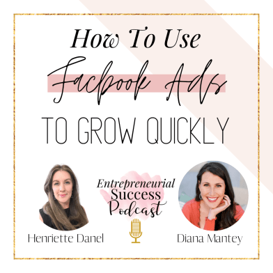how to use facebook ads to grow quickly.