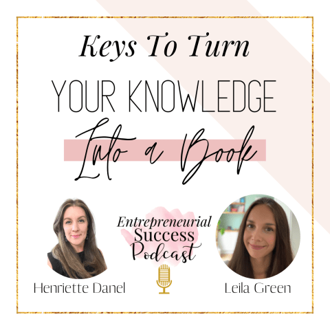 Keys To Turn Your Knowledge Into A Book