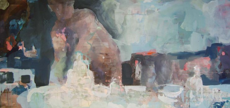 These are the days 85x180 cm