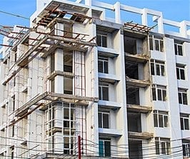 Building under construction - Link to New Construction