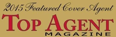 2015 Featured Cover Agent - Top Agent Magazine
