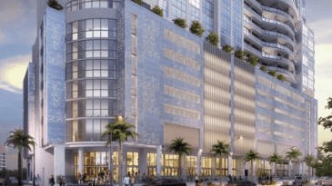 News Construction In Fort Lauderdale: 100 Las Olas Residences