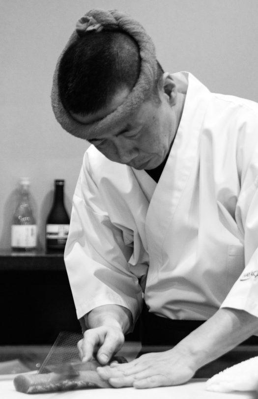 Henri Hollis - Chef Hayakawa