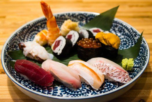 Henri Hollis - Sushi Hakaido