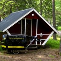 Strömsunds Camping - Stuga 55: Check!