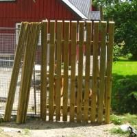 Projektet med hundgården fortsätter!