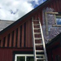 Renovering - Ombyggnad - Tillbyggnad