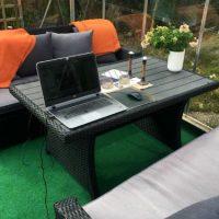 Ett exklusivt kontor med fantastisk utsikt...