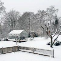 Snöbollskriget kan börja...