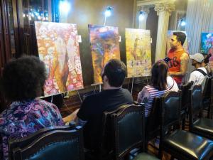 Conforto e tranquilidade na Slow Art