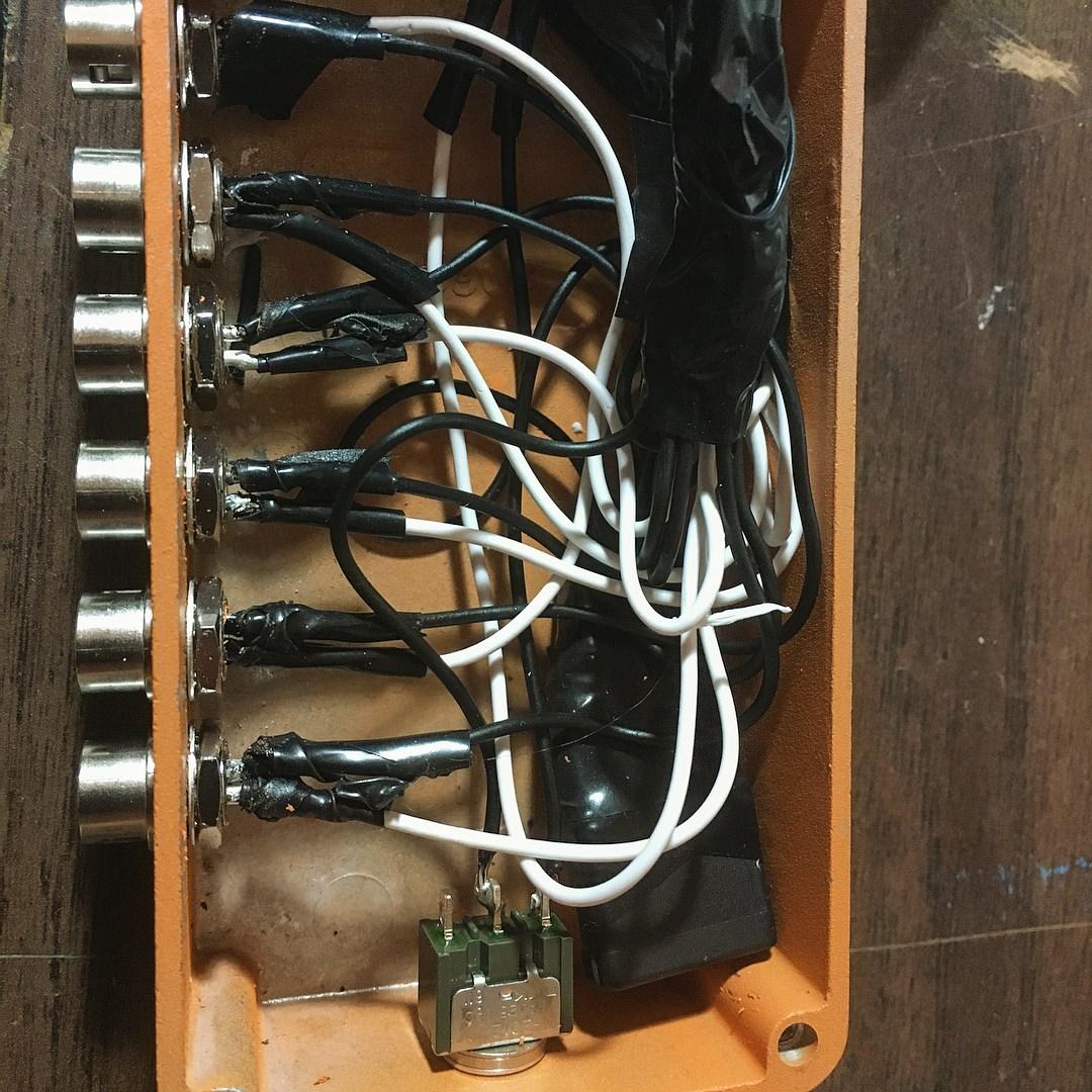 Wiring Hirose 4 pin Power Distro