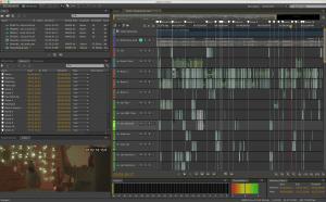 Production Dialog Edit & Foley