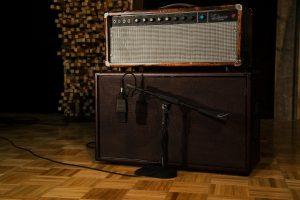 Producing Music & Recording Guitar in the Recording Studio