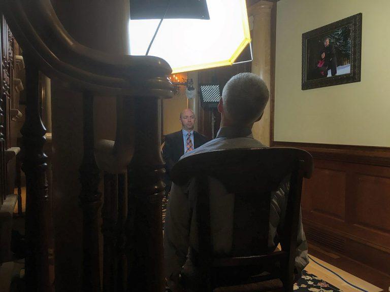 NBC Dateline Interview Production Sound