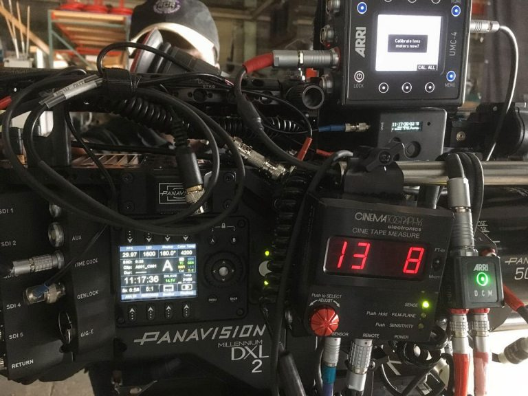 Panavision DXL2 Timecode Systems Sync Box