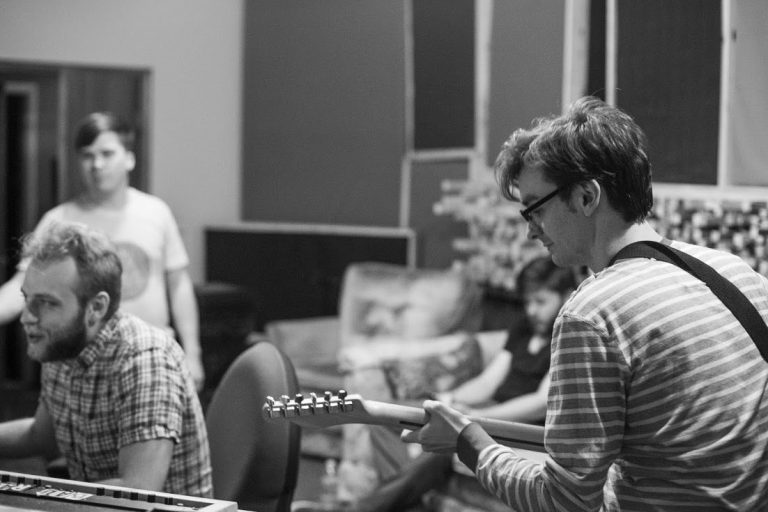 Producing Music for Cleveland Band Sweepyheads