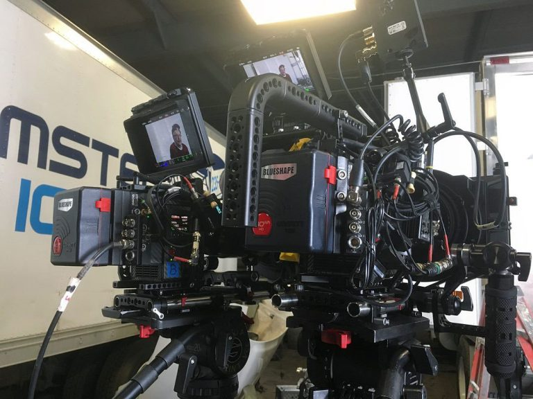 Red Helium Cameras on Commercial Production with Recorded Sync Sound