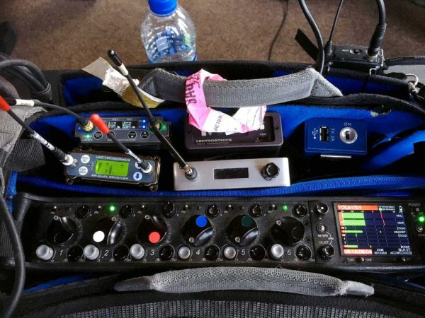 Sound Devices 664 Location Recording Gear