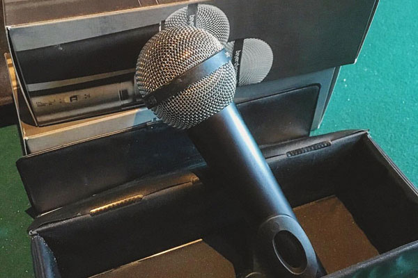 Beyerdynamic M500 Ribbon Mic
