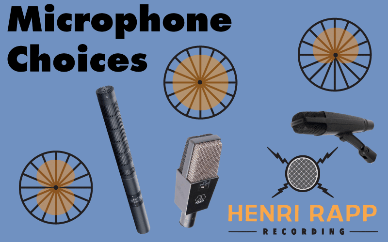 Choosing The Right Microphone for Every Scenario