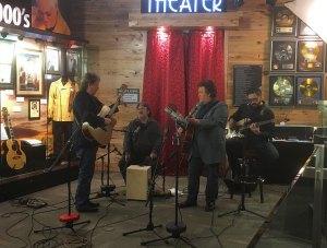 George Jones Sessions in Nashville with Shenandoah