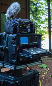 Indiana Film Sound Recordist