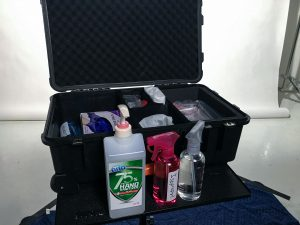 Coronavirus COVID-19 Sanitization Kit